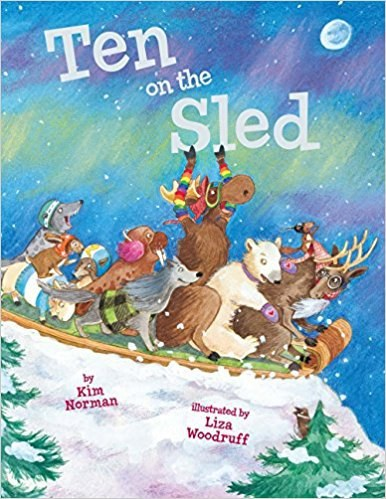 Ten on a Sled