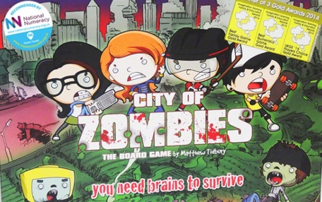 City of Zombies game