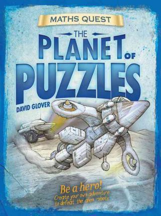 The Planet of Puzzles book cover