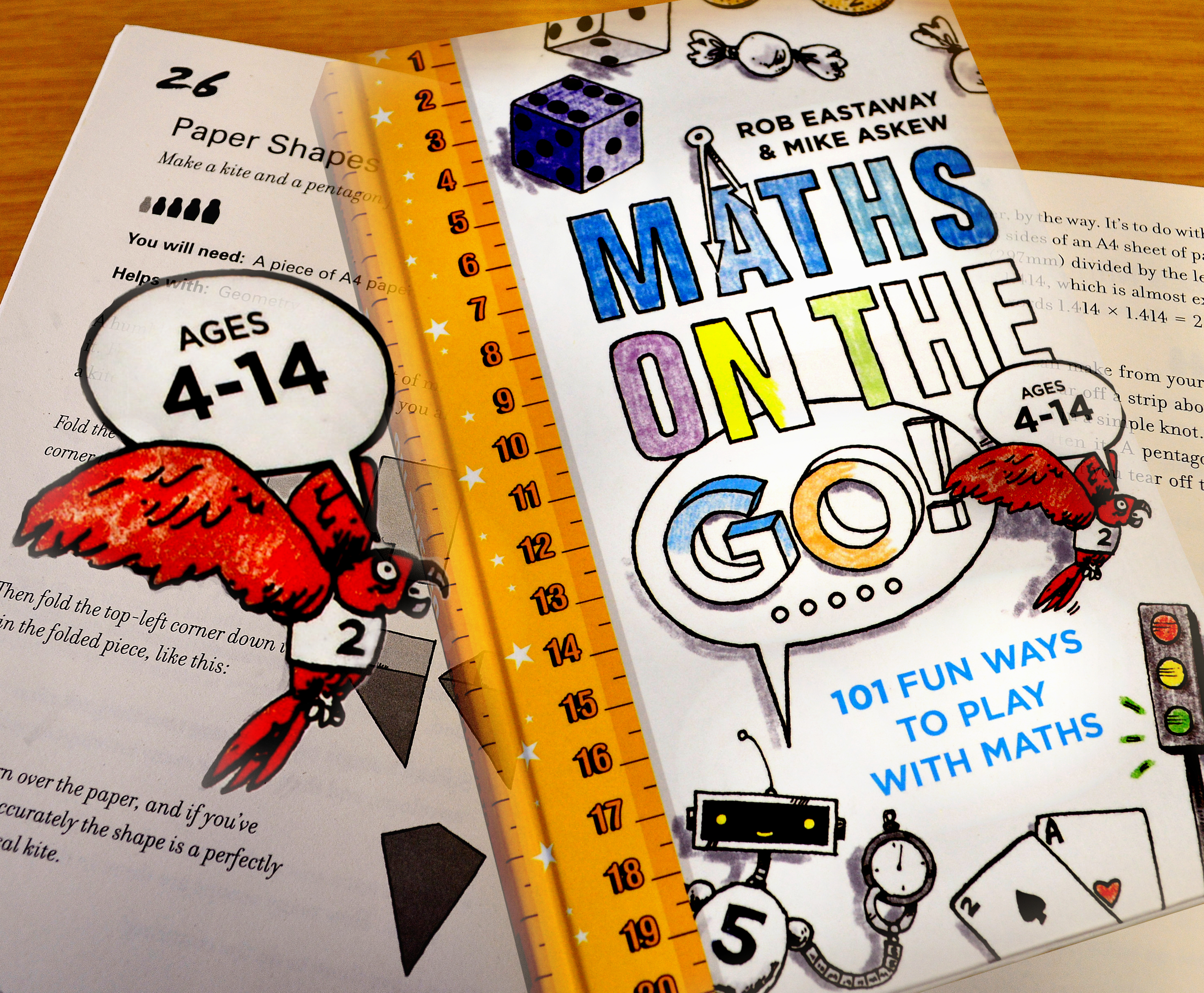 Maths on the go